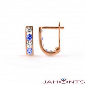 Auksiniai auskarai – dovanos idėja įvairiomis progomis